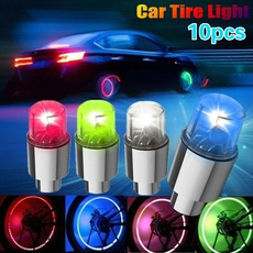 gasnozzlelamp, Bicycle, wheellightstick, Sports & Outdoors