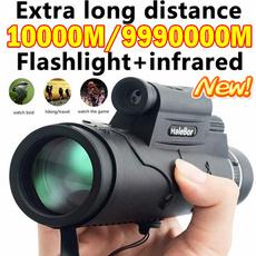 Flashlight, Outdoor, Laser, Hiking