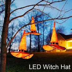 ledhat, Outdoor, Cosplay, Battery