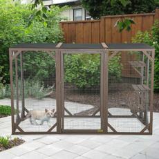 cathouse, Outdoor, Platform, petshelter