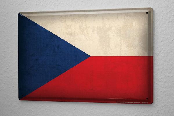 Decorative, Plates, Czech, Vintage