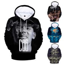 3D hoodies, Casual Hoodie, Sleeve, capitalbra