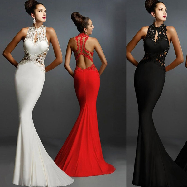 gowns, Strapless Dress, Fashion, fishtailskirtdre