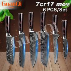 Steel, Kitchen & Dining, damascussteel, Laser
