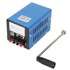 usbcharginggenerator, Survival, miniaturegenerator, handcrankedgenerator