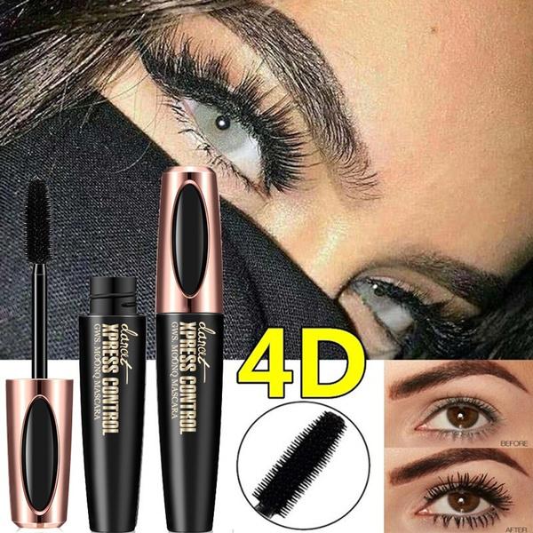 Makeup, Fiber, waterproofmascara, blackmascara
