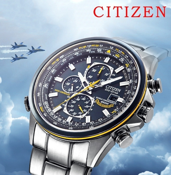 Blues, Chronograph, Angel, watches for men