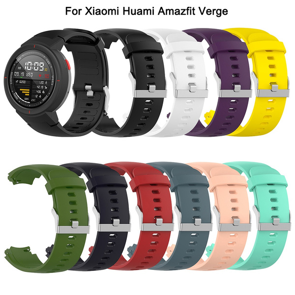 Sport, xiaomihuamiwatchstrap, Colorful, Silicone