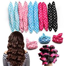 haircurlersnoheat, Hair Curlers, easytousehairband, Flowers