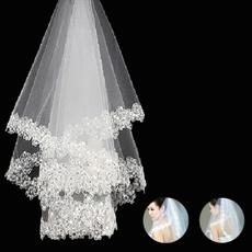bridalhairaccesorie, Women's Fashion & Accessories, longbridalveil, Wedding Accessories