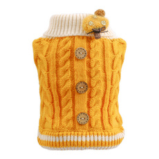 Pet Dog Clothes, Fashion, petdogsweater, Teddy