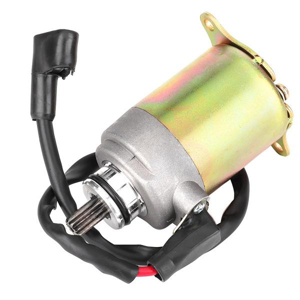 startermotorassy, electricstartermotor, scooterenginestartermotor, Electric