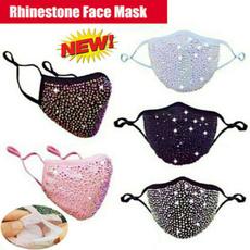 crystalmouthmask, diamondfacemask, crystalmask, rhinestonefacemask
