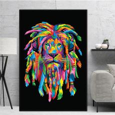 Decor, Fashion, colorfulanimal, Home Decor