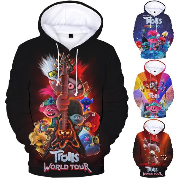 troll, Coat, pullover hoodie, Fleece Hoodie