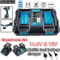 makitapowertoolscharger, Electric, makitabatterycharger, charger