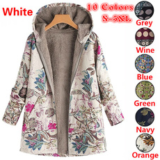 Casual Jackets, Plus Size, fur coat, Long Sleeve