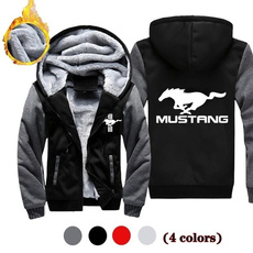Fashion, Winter, mustang, pullover sweater