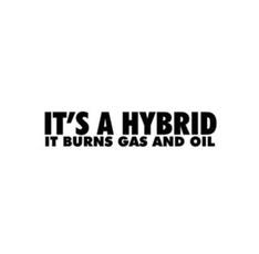 Car Sticker, Oil, laptopdecoration, Funny