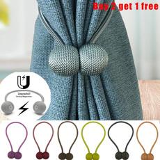 draperytieback, curtaintie, tieback, magneticcurtaintieback