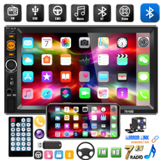 Touch Screen, carstereo, rádiodocarro, Car Accessories