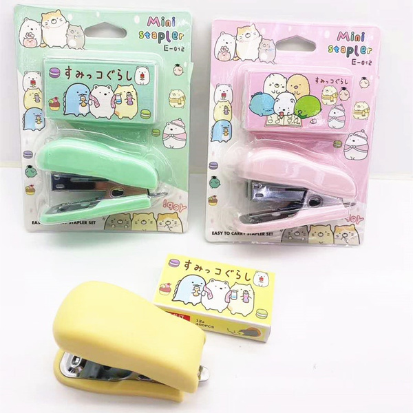 Kawaii, cute, stapler, prize
