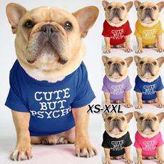 cute, Pet Dog Clothes, Fashion, letter print