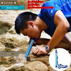 waterpurifier, waterstrawfilter, Outdoor Sports, Hiking