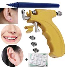 eargun, Equipment, lipstud, earstudsearring