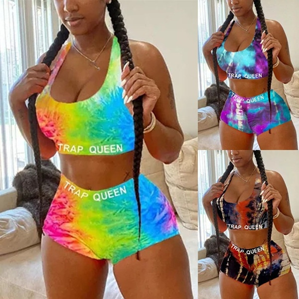 Summer, Plus Size, crop top, Fitness