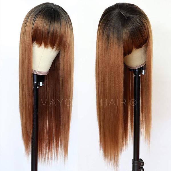 orangewigcosplay, wig, gingerwig, Fashion