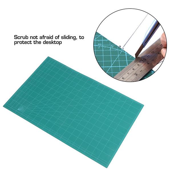 cuttingpad, doublesidedcuttingpad, cuttingmat, a4cuttingplate