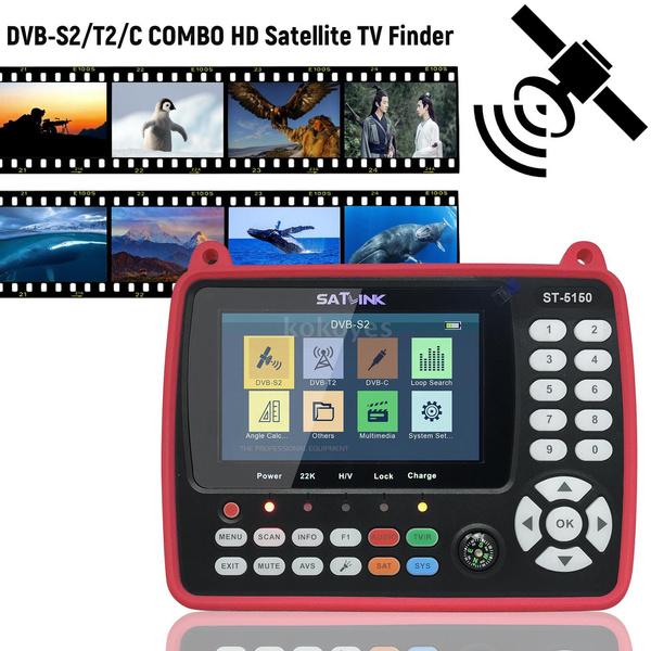 satellitetv, TV, satellitefinder, 2020new