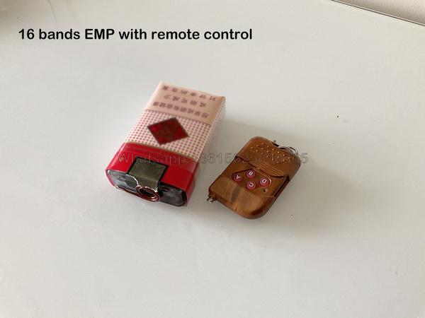 Remote Controls, Remote, empgenerat, emp