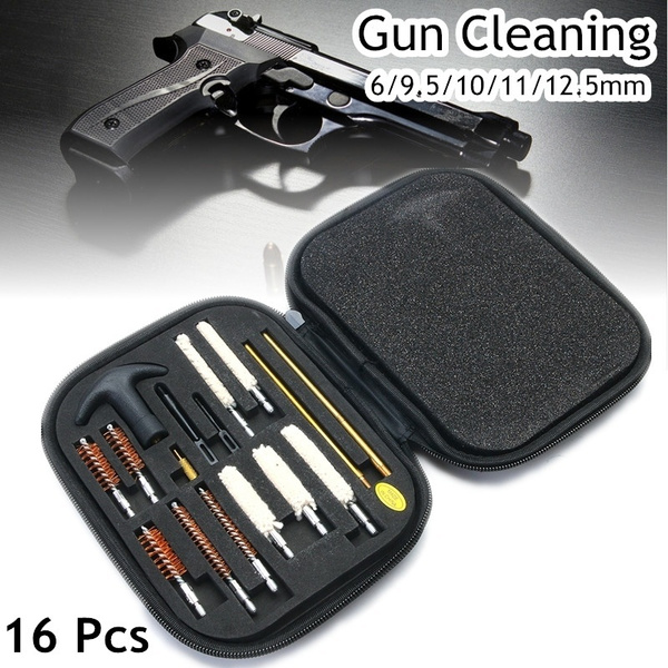 case, Cleaning Supplies, guncleaningtoolset, cleaningbrush