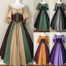 Vintage, Goth, Cosplay, Vintage Dresses