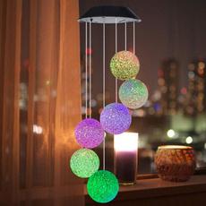 windchimeslight, solarwindchime, colorfulwindchime, Gifts
