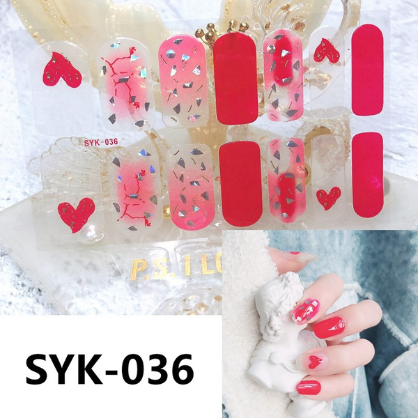 nail stickers, DIAMOND, Laser, Jewelry