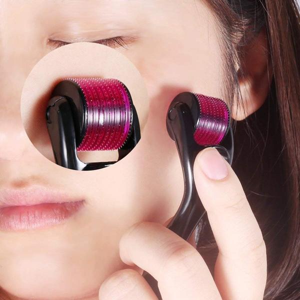 titaniummicroneedle, Beauty, dermadermaroller, Makeup Tools
