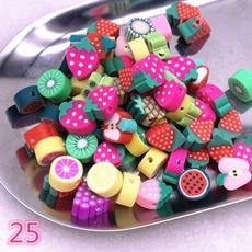 jewelrybead, Jewelry, fruitbead, Beads Earrings