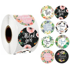 Heart, Stickers, Ornament, packaging