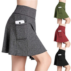 high waist skirt, Yoga, Waist, pants