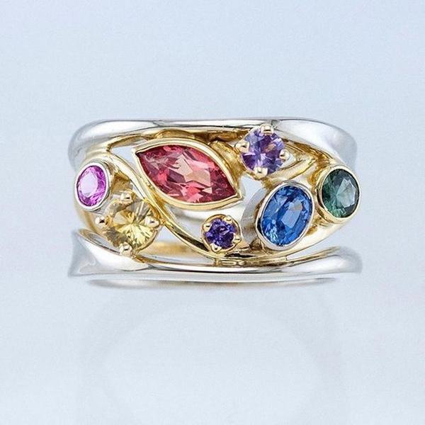 Sterling, DIAMOND, sterling silver, Elegant