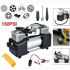 Heavy, Mini, tyreinflator, aircompressorpump