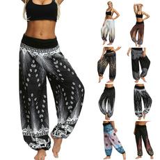 bohemianpant, trousers, Yoga, Waist