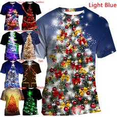 Tops & Tees, Shorts, Christmas, Sleeve