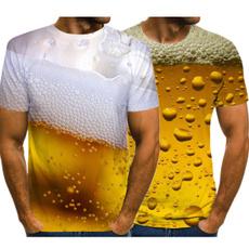 Mens T Shirt, Fashion, Summer, graphic tee