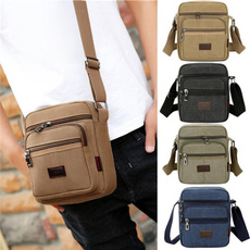 Shoulder Bags, Fashion, Canvas, Briefcase