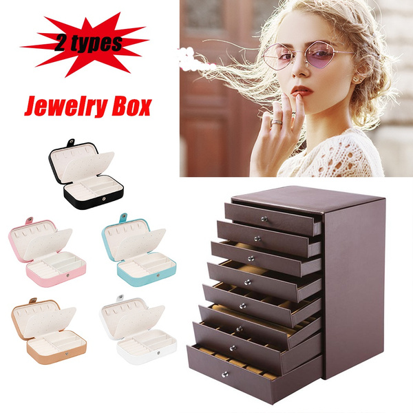Box, Jewelry, Travel, Bracelet
