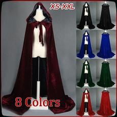 Magic, hooded, Cosplay, Princess